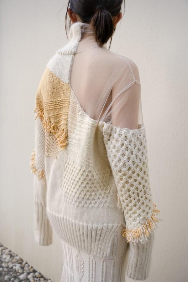 knitGrandeur: Lauren Yewon Kim: FIT Future of Fashion 2021, Knitwear