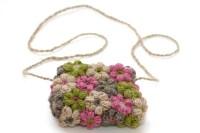 Crochet a Cute Flower Bag  Free Pattern, Smart
