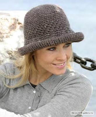 Шляпа DROPS