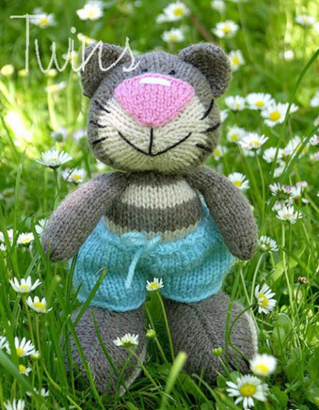 Knit Fluffy Kitty, Foto № 25