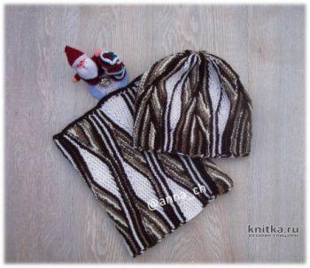 Swing Tricotat: Hat și Snead Tricotat cu Anna Chernova