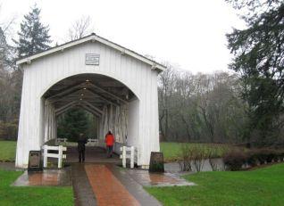 Bridge in Stayton
