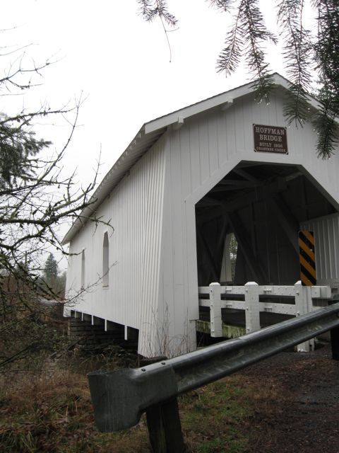 Hoffman bridge