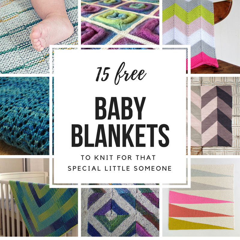 image relating to Free Printable Knitting Patterns for Baby Blankets titled 15 Cost-free youngster blanket knitting types