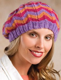 Free Scarves And Hats Knitting Patterns