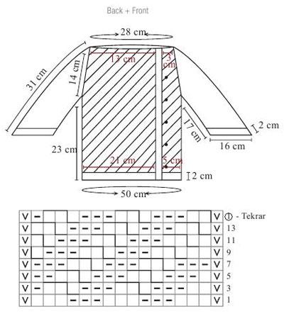 Children's cardigan knitting pattern free