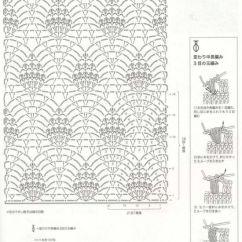 Diagram Crochet Pattern 2000 Honda Civic Cooling System Lace Shawl - Free