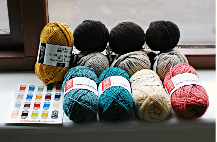 Beshley Wools Yarn Haul| knittedbliss.com