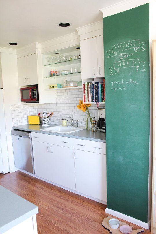 Pin Ups: Awesome kitchen| knittedbliss.com