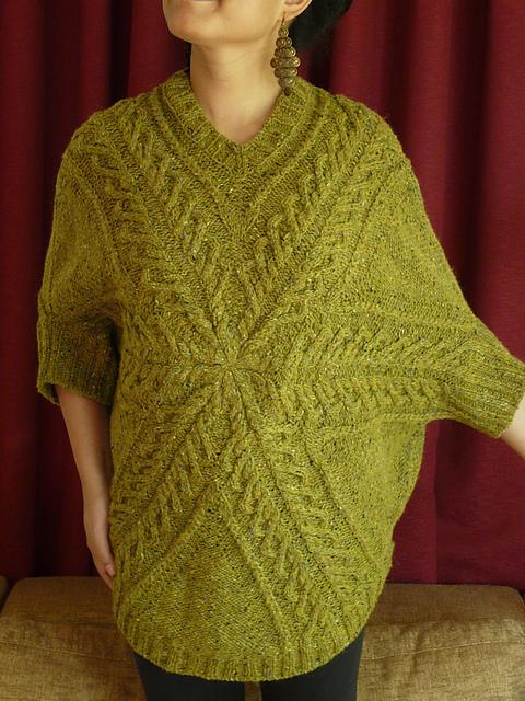 Modification Monday: Cusp | knittedbliss.com