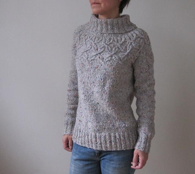Modification Monday: Frosting | knittedbliss.com