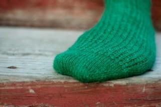 August: Socks for Matt