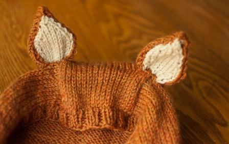 September: Little Joey Kangaroo Hoodie
