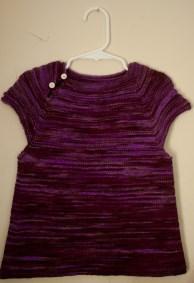 September: Little Sister's Dress