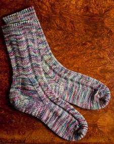 November: Staccato Socks