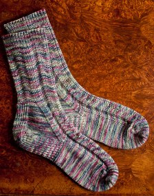 November: Staccato Socks