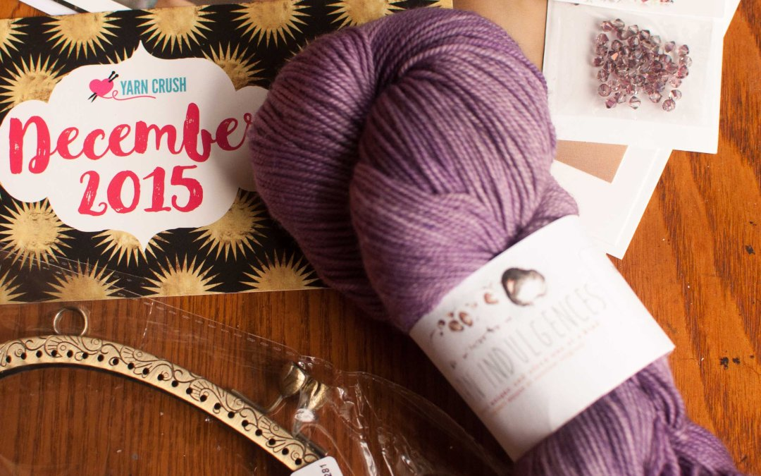 Yarn Crush review and a giveaway!