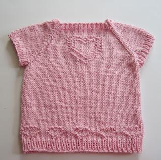Free Pattern Sweet Tee Knitting