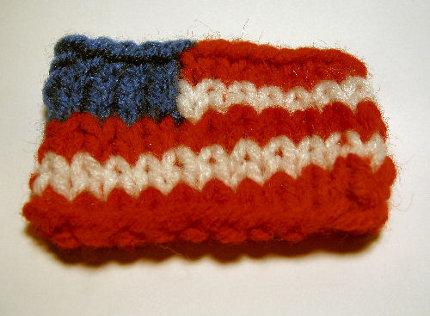 american flag pin