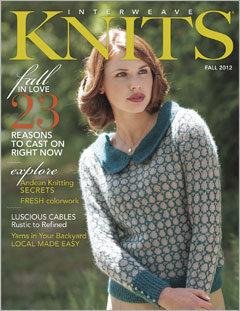 interweave knits fall 12