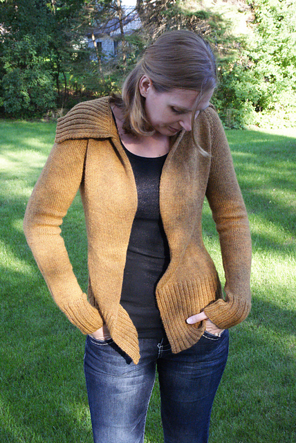 park ave cardigan