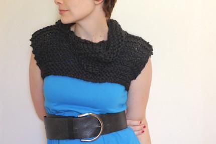 black swan holla knits