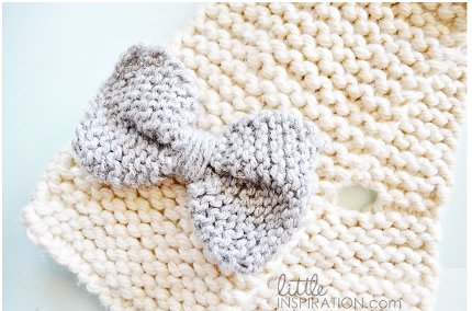 bow scarf little inspiration