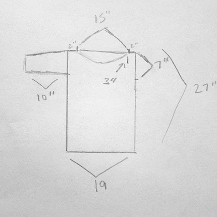 How to Draw Your Own Schematics – Knitting