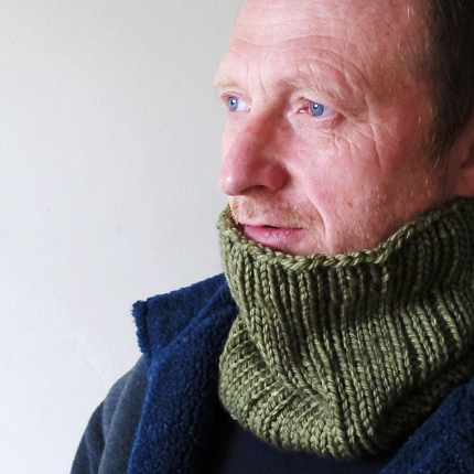 Free Pattern Mr Cowl Knitting