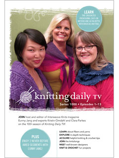 knitting daily season 10