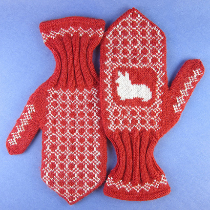 dog mittens just crafty enough
