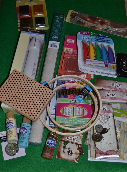 cre8time craft challenge