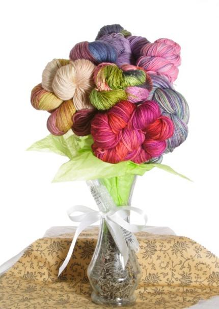 jimmy beans yarn flowers