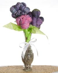 small yarn flower jimmy beans wool
