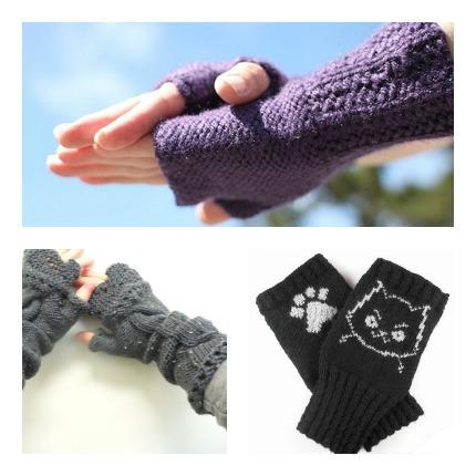 Always More Fingerless Glove Patterns