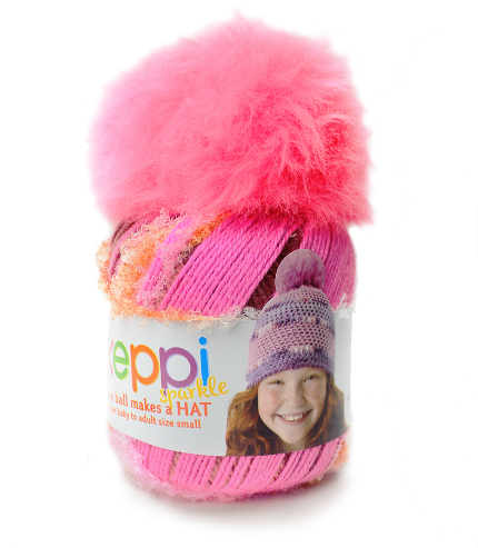 keppi yarn lion brand