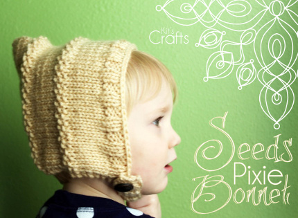 Knit a Cute Pixie Hat for a Little Kid – Knitting