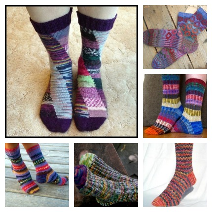 stash busting sock patterns
