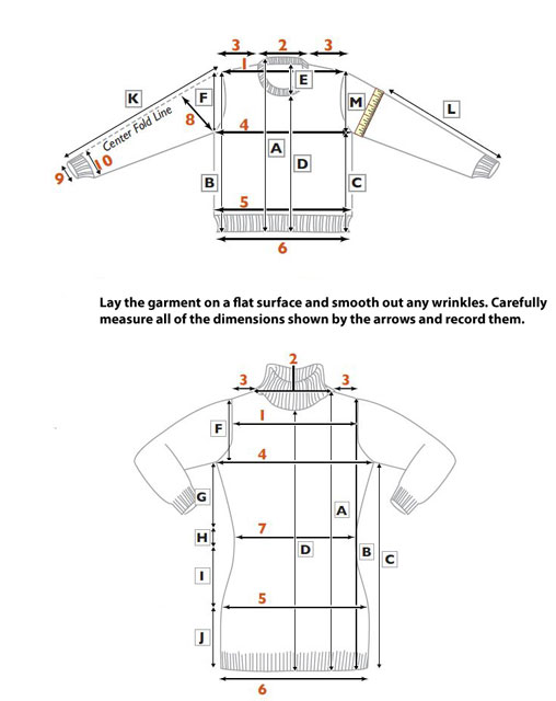 tips for measuring a comfort garment to determine your ideal fit