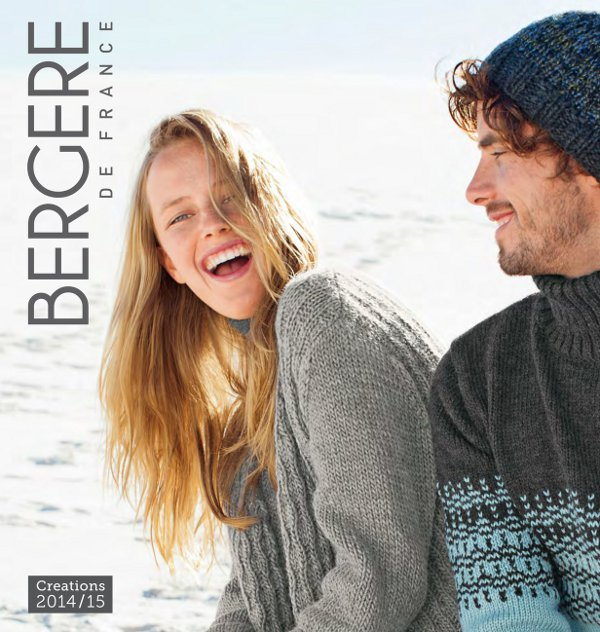 Check out the new patterns from Bergere de France.