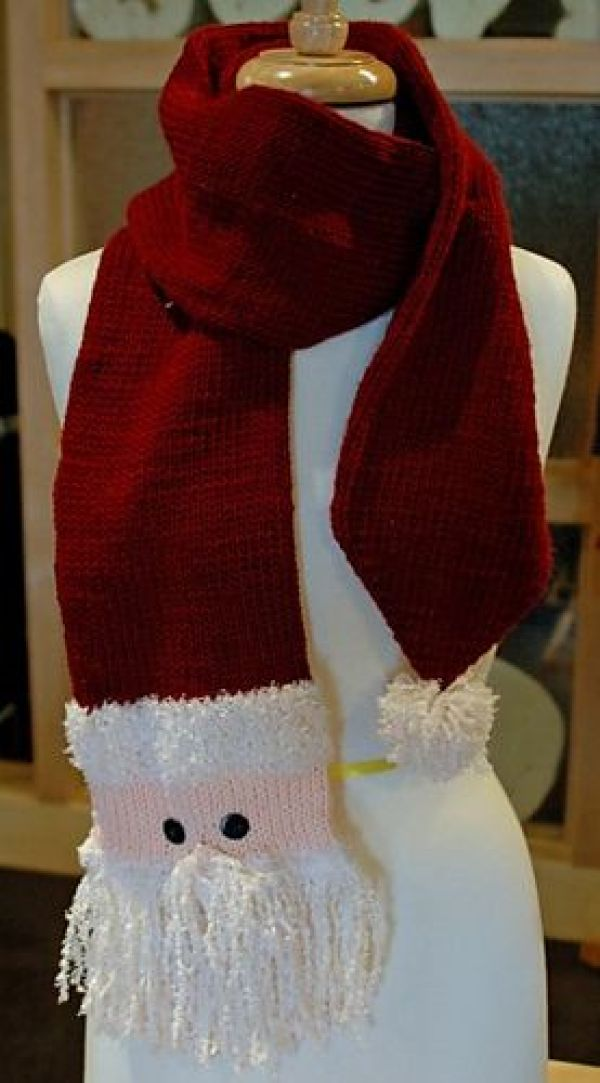 Knitting Christmas Stocking Pattern