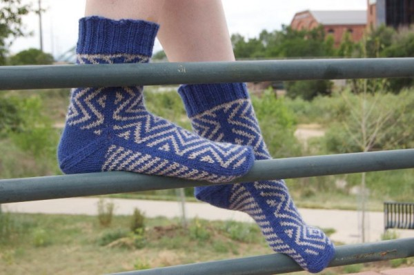 Need a reason to knit socks? Here are a bunch.