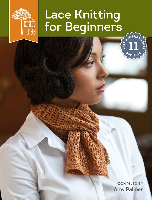 lace knitting for beginners book review