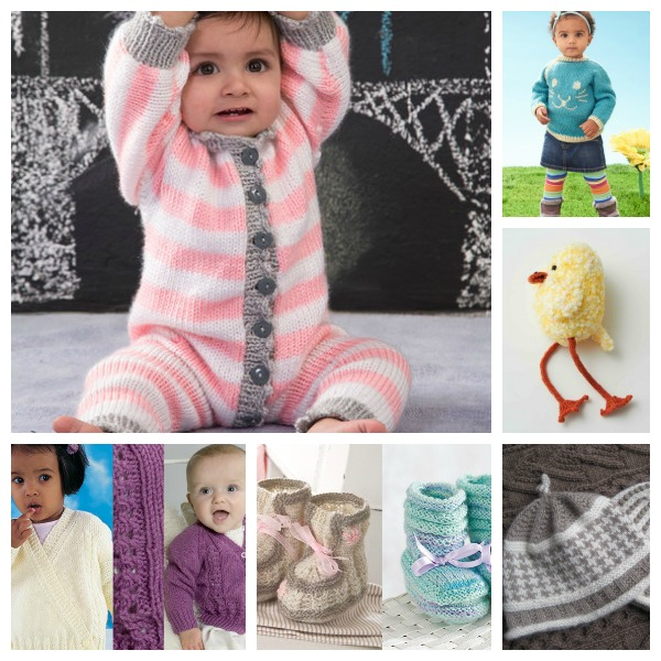 knitting patterns for babies