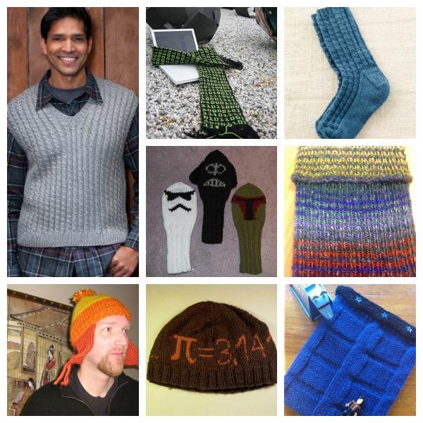 fathers day knitting patterns