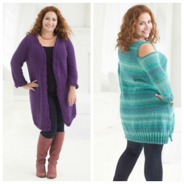 curvy girl knitting patterns