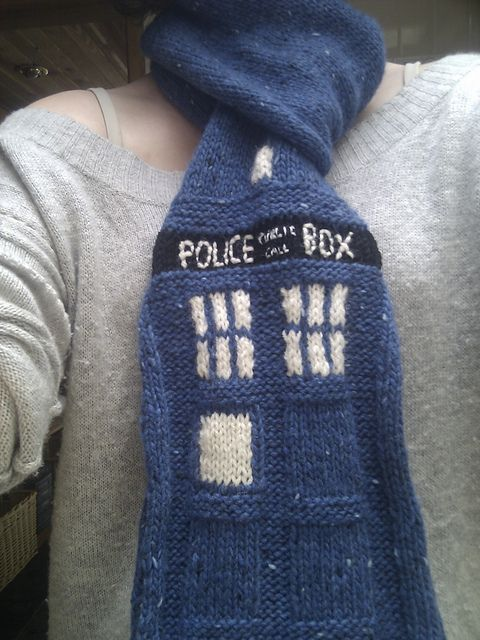 6 Knitting Patterns For The Doctor Who Obsessed Fan Knitting