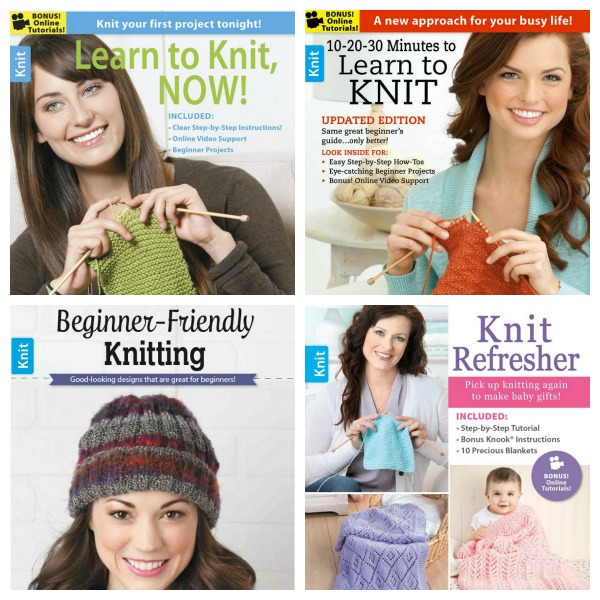 knitting booklet giveaway