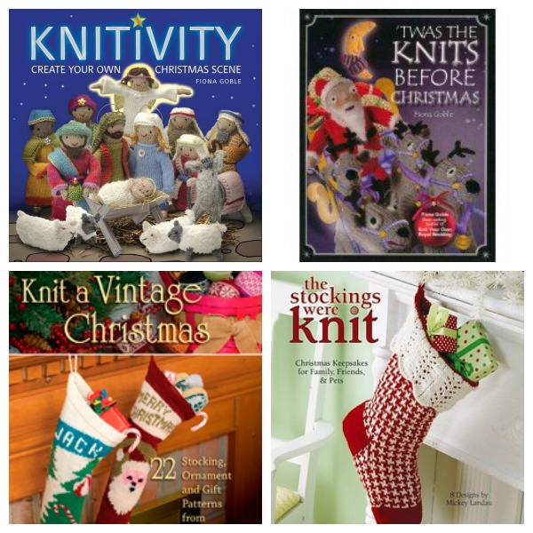 holiday knitting books giveaway