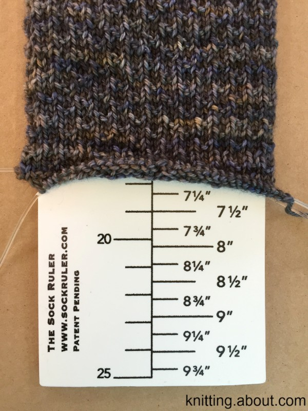 sock ruler giveaway